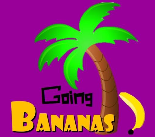Going Bananas Logo